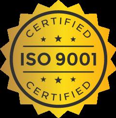 ISO-9001 ZERTIFIZIERT