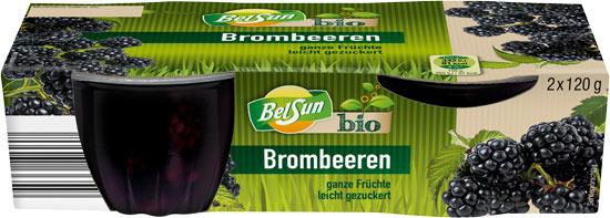Bio Brombeeren Lieferant