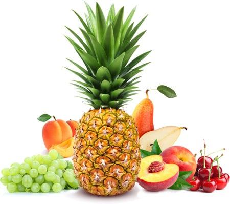 Frucht Coctail von Elbak